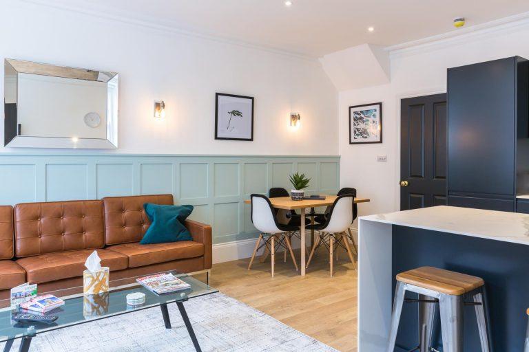 London Apartments Interior Photography
