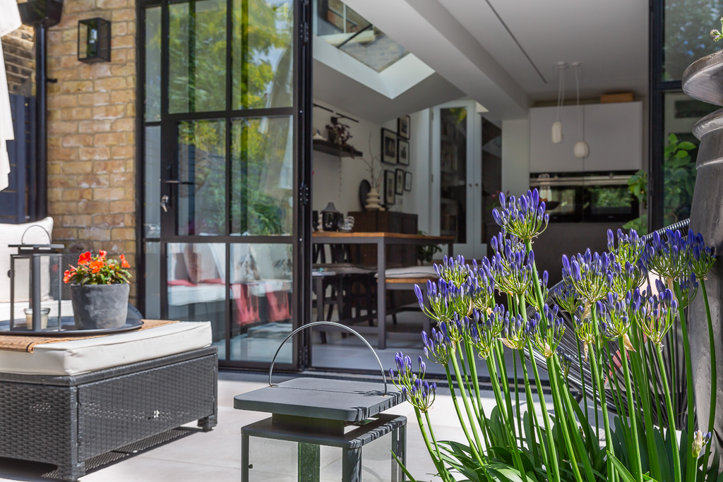 Kitchen Extension, interior photography london-11