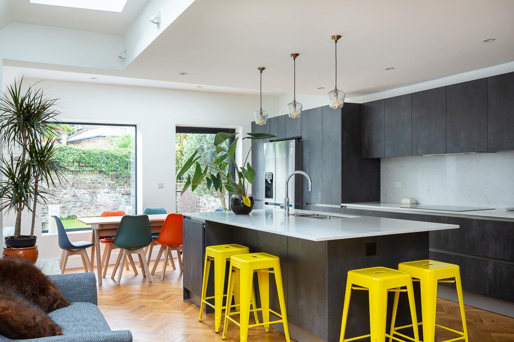 Kitchen extension, interior photography London, Plus Rooms, Liane Ryan Photography-36