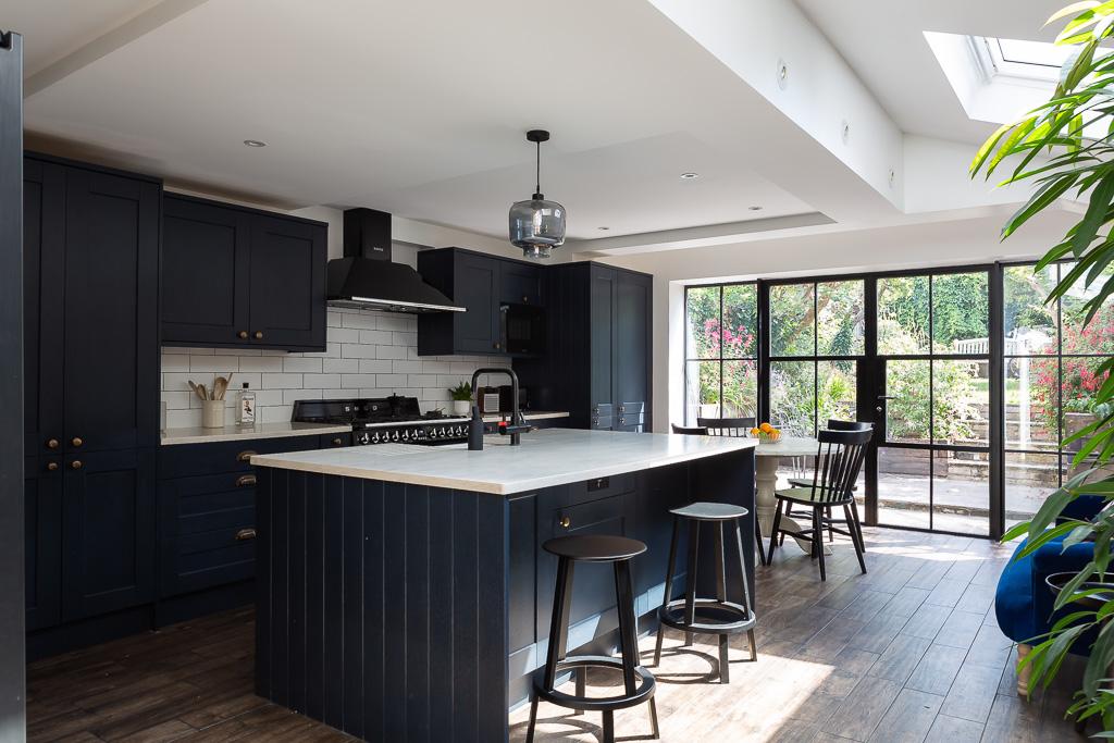 Kitchen extension, interior photography London, Plus Rooms, Liane Ryan Photography