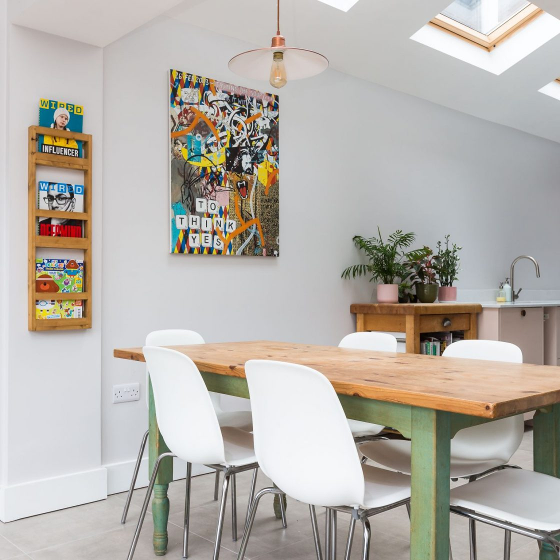 Plus Rooms, Kitchen Extension, Ansdell Rd, SE15-8