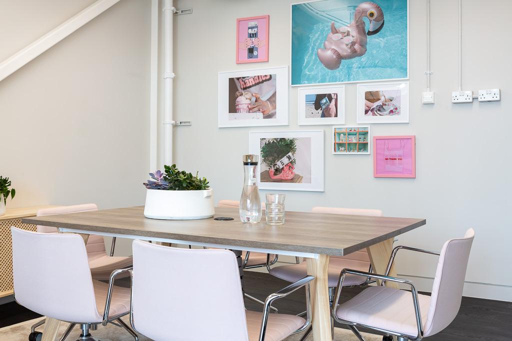 Kitt Offices, Interior photography, London-15