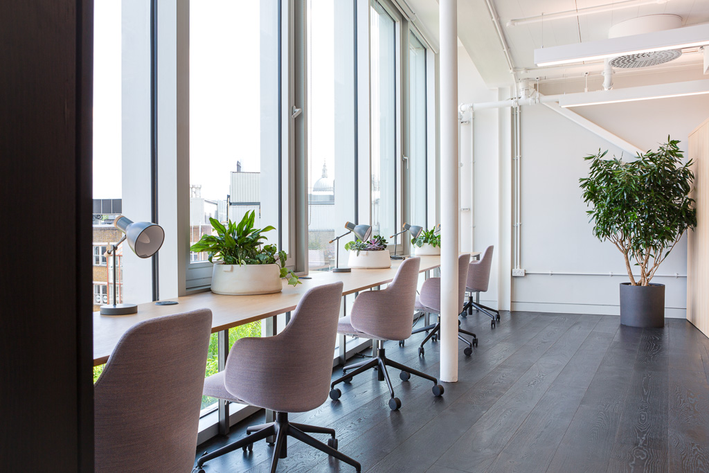 Kitt Offices, Interior photography, London-22